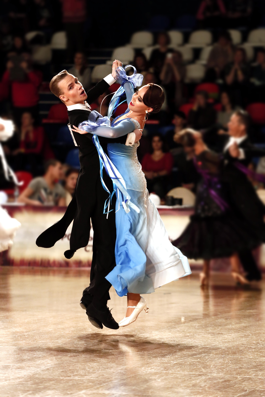 Европейские танцы